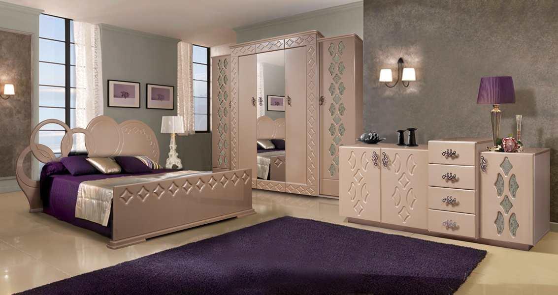 Спальня Олимпия шкаф для одежды ш 14 э