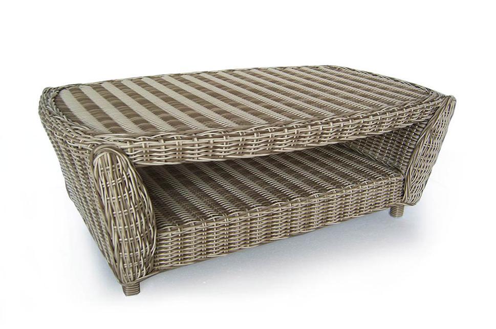 Плетеный стол Samboca