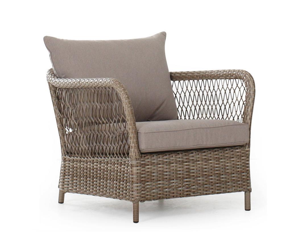 Плетеное кресло Maple