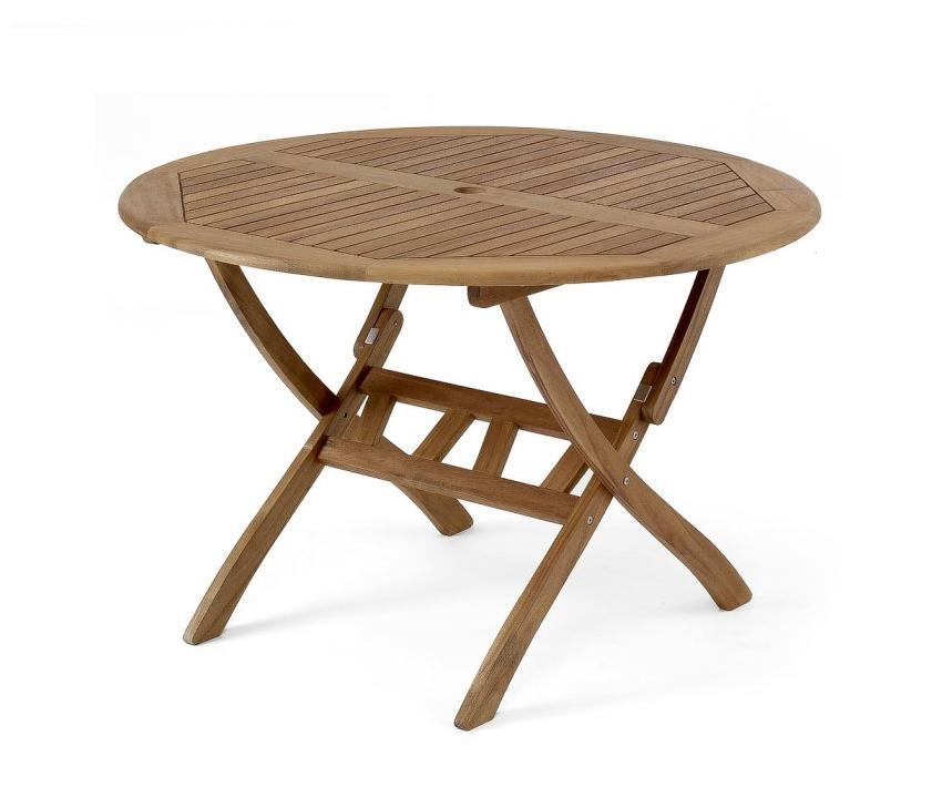 Стол из акации Everton-2Деревянная мебель<br>Размер: &amp;#216;110 В71<br><br>Артикул: 10743<br>Материалы: Массив акации<br>Каркас: Деревянный, детали из нержавеющей стали<br>Полный размер: &amp;#216;110 В71<br>Цвет: Коричневый<br>Изготовление и доставка: 2-3 дня<br>Условия доставки: Бесплатная по Москве до подъезда<br>Условие оплаты: Оплата наличными при получении товара<br>Гарантия: 12 месяцев<br>Производство: Швеция<br>Производитель: Brafab