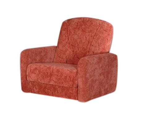 Кресло-кровать ВитаКресло-кровати<br>Размер: 90х98 В94<br><br>Механизм: Книжка<br>Каркас: Деревянный<br>Полный размер (ДхГхВ): 90х98х94<br>Спальное место: 67х132 длина от стены в раз-м виде 132<br>Высота сиденья (см): 43<br>Наполнитель: Пружинный блок Боннель, короб ППУ по периметру<br>Комплектация: Ящик для белья<br>Примечание: Стоимость указана по минимальной категории ткани<br>Изготовление и доставка: 8-10 дней<br>Условия доставки: Бесплатная по Москве до подъезда<br>Условие оплаты: Оплата наличными при получении товара<br>Подъем на грузовом лифте: 300 руб.<br>Подъем без лифта: 150 руб./этаж, включая первый<br>Сборка: 200 руб.<br>Гарантия: 12 месяцев<br>Производство: Россия<br>Производитель: Медиал