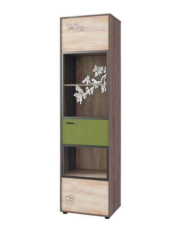 Шкаф для книг №123 МДК 4.14