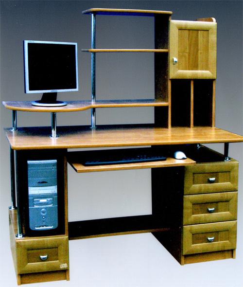 Компьютерный стол Валенсия-2 компьютерный стол в белгороде на улице королева 2