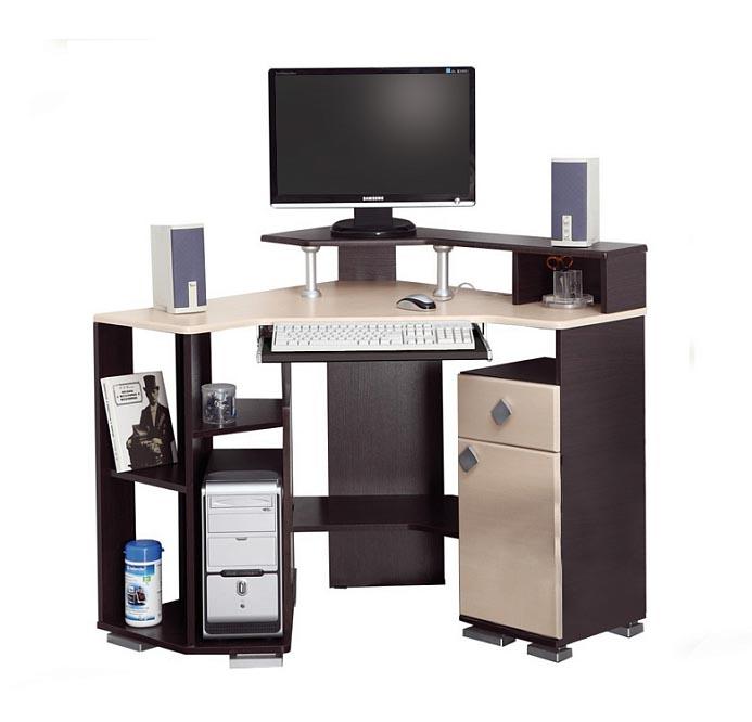 Компьютерный стол Костер-7 компьютерный стол кс 20 30