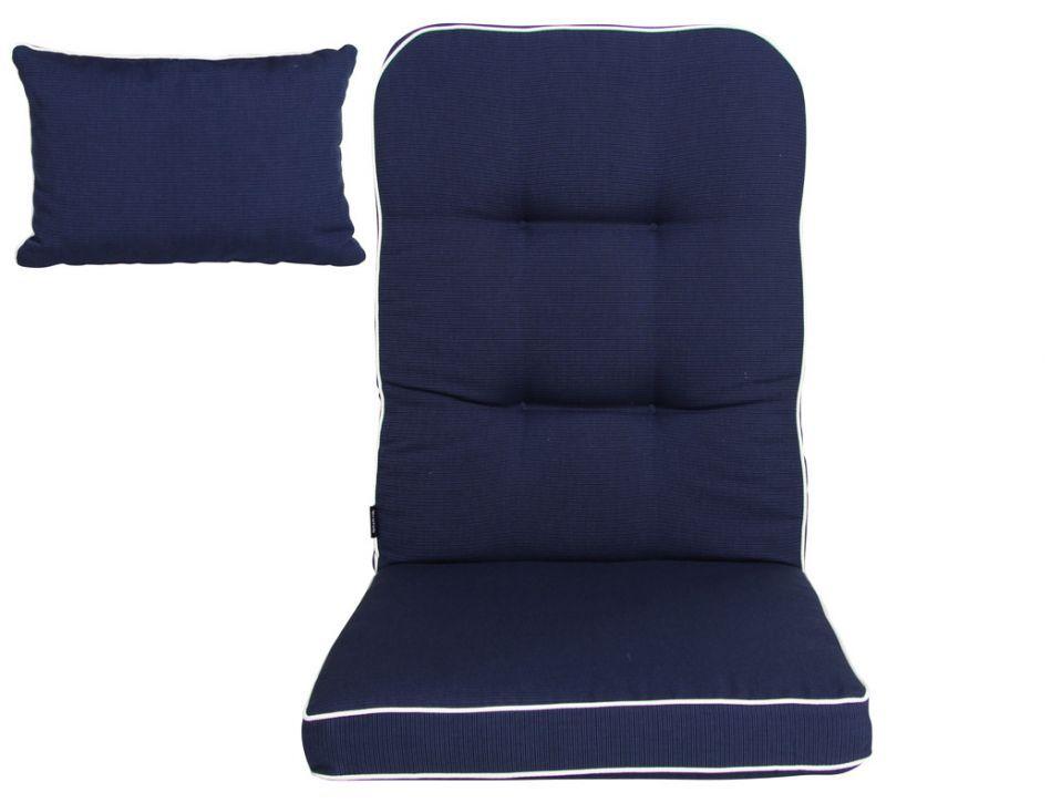Комплект подушек для качелей Florina blue
