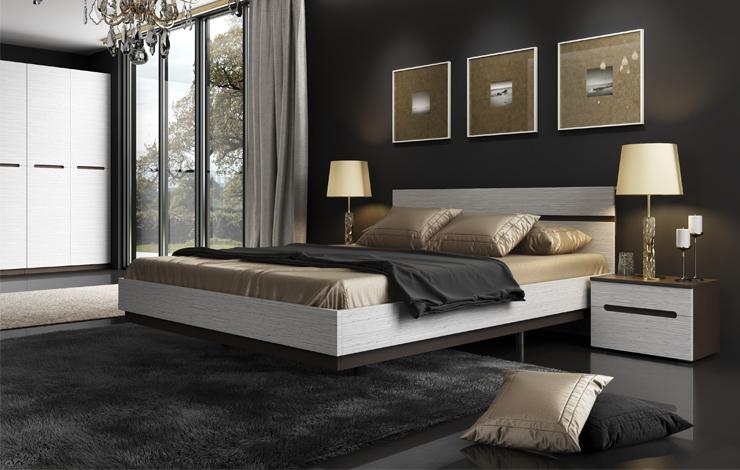 все цены на Спальня Виго Комплектация №1 в интернете