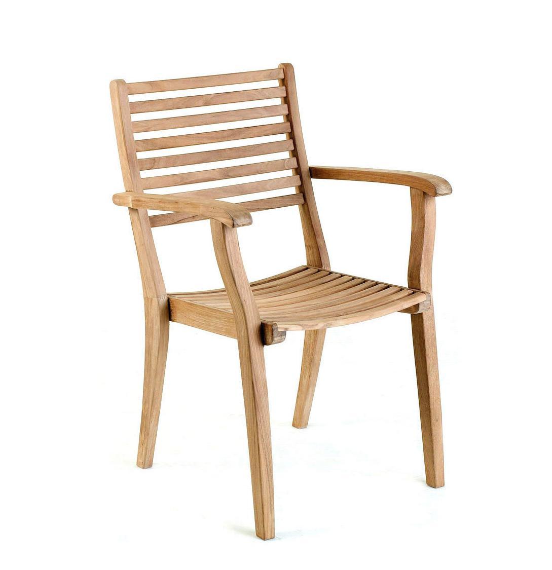 Кресло из тика Calcutta-3 стул из тика calcutta