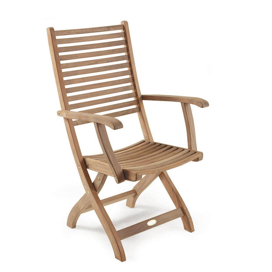 Кресло из тика Calcutta-1 стул из тика calcutta