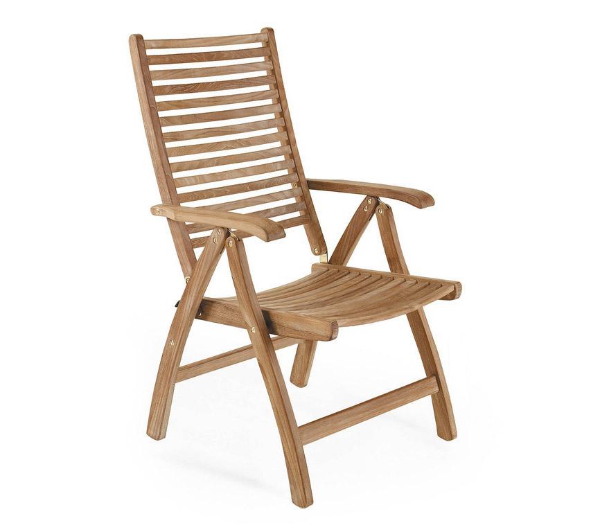 Кресло из тика Calcutta-2 стул из тика calcutta