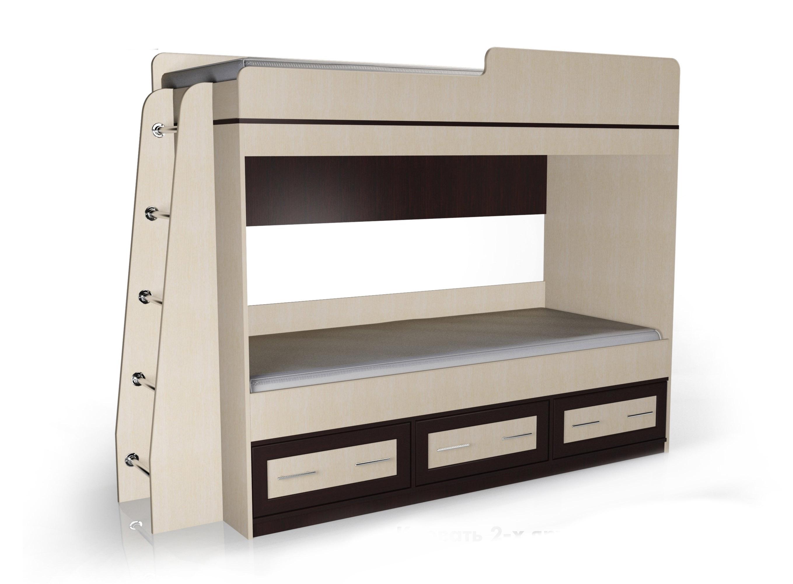 2-х ярусная кровать Мебелайн-5