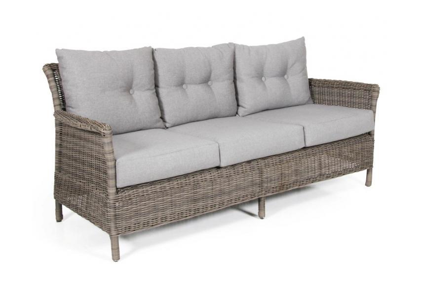 Плетеный диван Holland