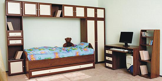 Детская комната Тигренок