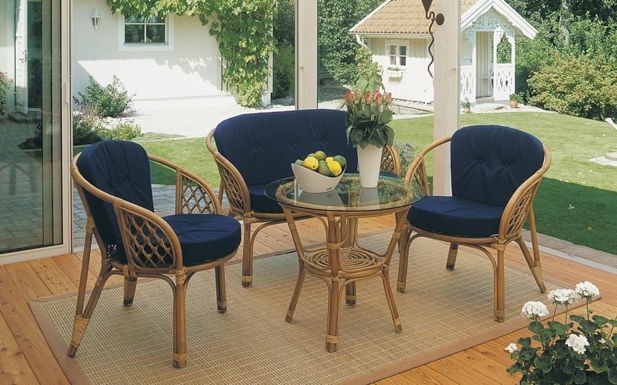 Комплект плетеной мебели Maria
