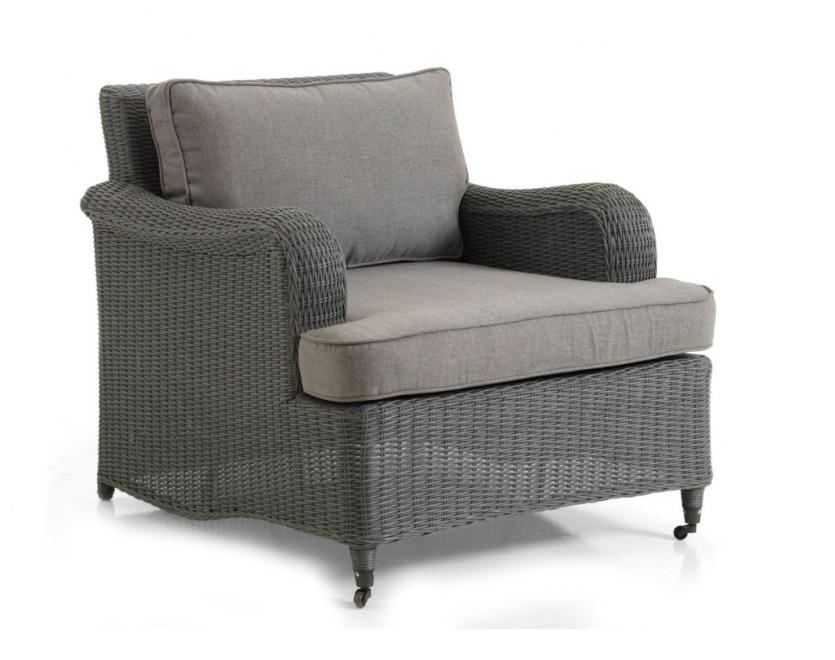 Плетеное кресло Lincoln плетеное кресло madison grey