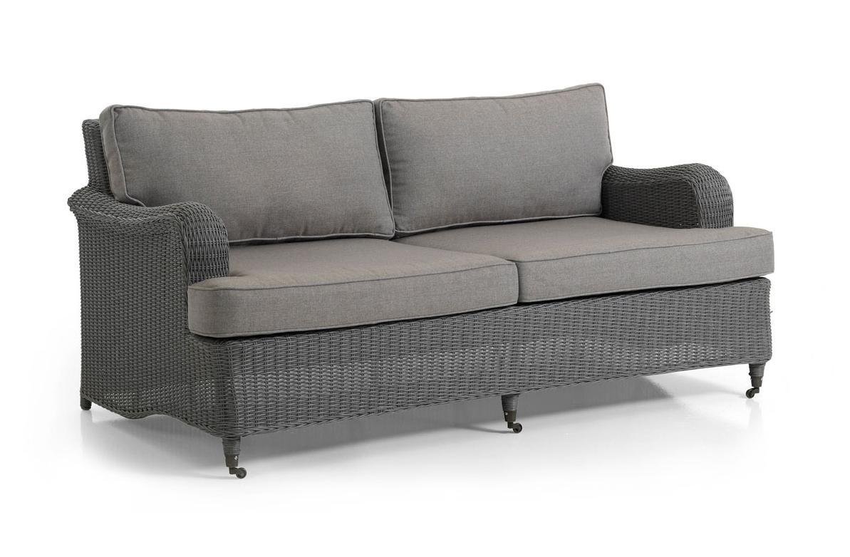 Плетеный диван Lincoln