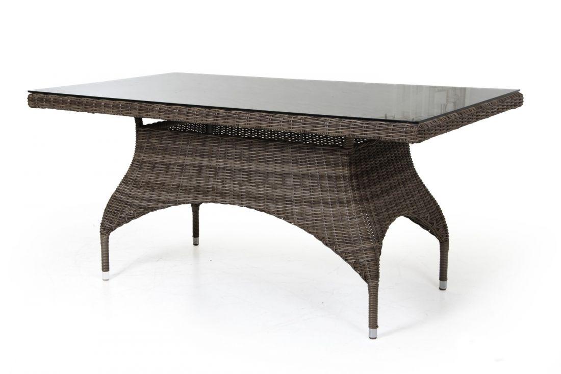 Плетеный стол Ninja Brown