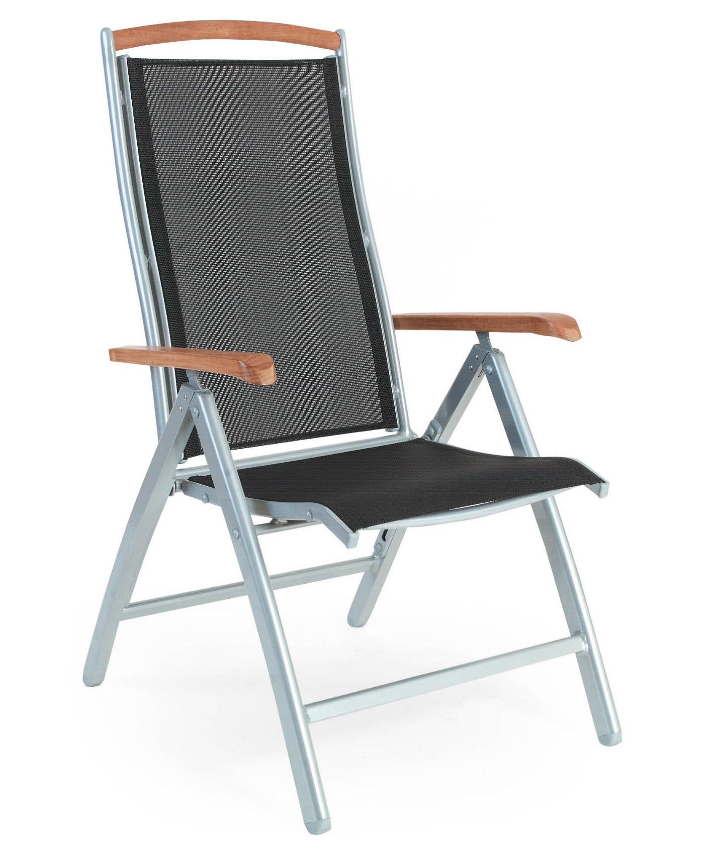 Кресло из алюминия Andy-1