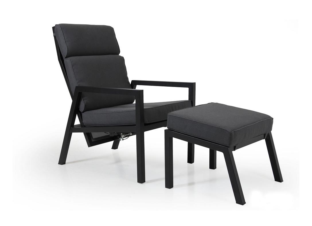 Кресло Relax black Belfort