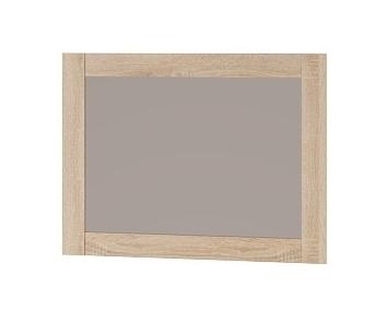 Зеркало навесное №15 (серия МК 44)Зеркала навесные, напольные<br>Размер: 840х640<br><br>Материалы: ЛДСП, кромка ПВХ, Зеркало<br>Полный размер: 840х640<br>Вес товара (кг): 10<br>Цвет: По фото: Ель 3D/Старый дуб<br>Изготовление и доставка: 10-14 дней<br>Условия доставки: Бесплатная по Москве до подъезда<br>Условие оплаты: Оплата наличными при получении товара<br>Доставка по МО (за пределами МКАД): 30 руб./км<br>Доставка в пределах ТТК: Доставка в центр Москвы осуществляется ночью, с 22.00 до 6.00 утра<br>Подъем на лифте: 300 руб.<br>Подъем без лифта: 150 руб./этаж включая первый<br>Производство: Россия<br>Производитель: Корвет