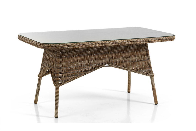 Плетеный стол Modesto brafab callas