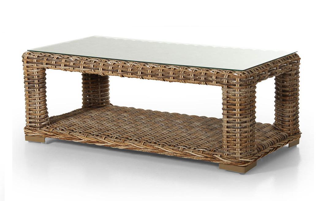 Плетеный стол Eddo