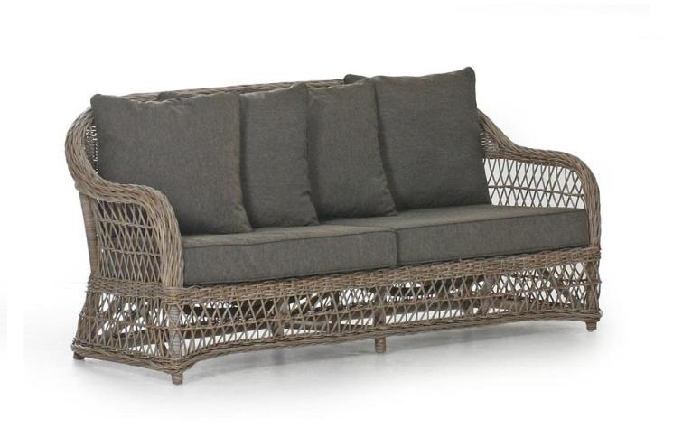 Плетеный диван Victoria