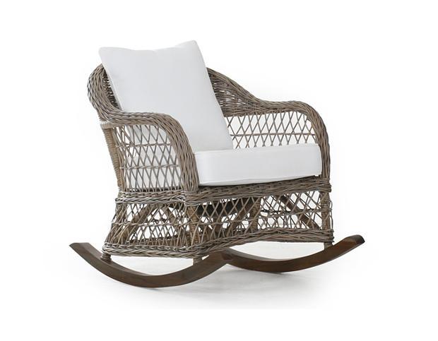 Кресло-качалка Victoria стул onlitop migel briz 161296 blue cyan кресло качалка