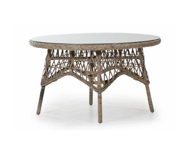 Плетеный стол из ротанга Erica