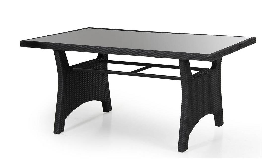 Плетеный стол из ротанга Callas-1 brafab callas