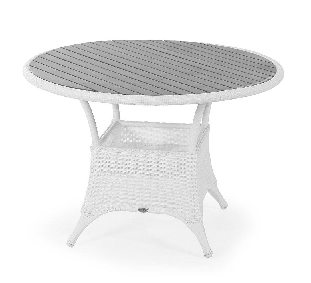 Плетеный стол Magda-1 white футболка magda hasiak футболка