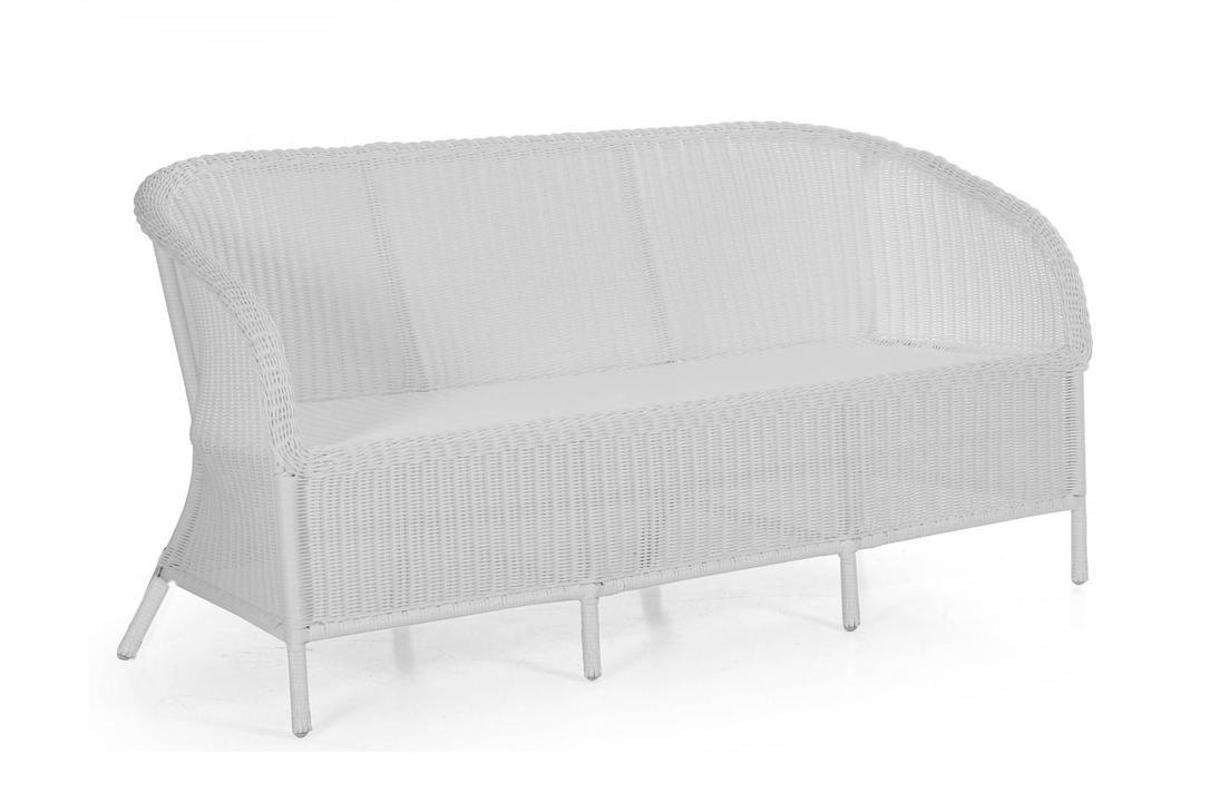 все цены на Плетеный диван Magda white в интернете