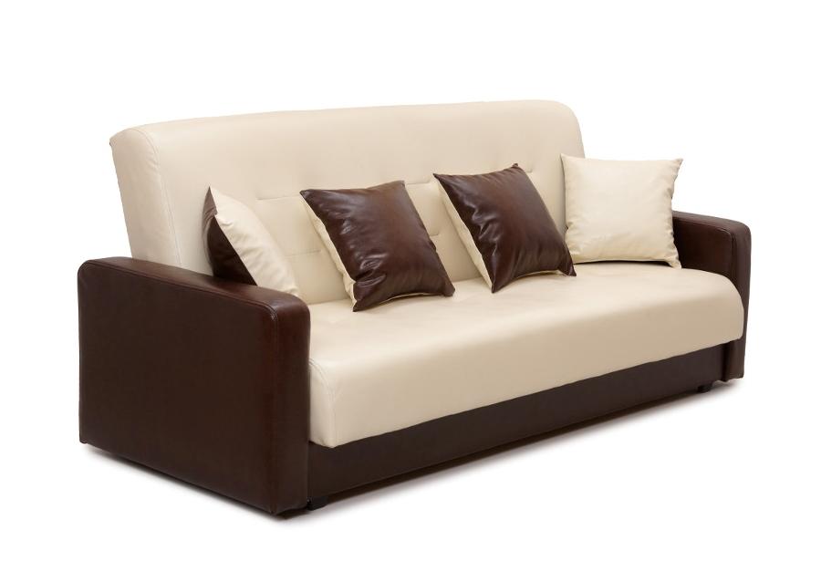 Диван книжка Аккорд экокожа шатура диван аккорд экокожа коричневый 2 подушки в подарок