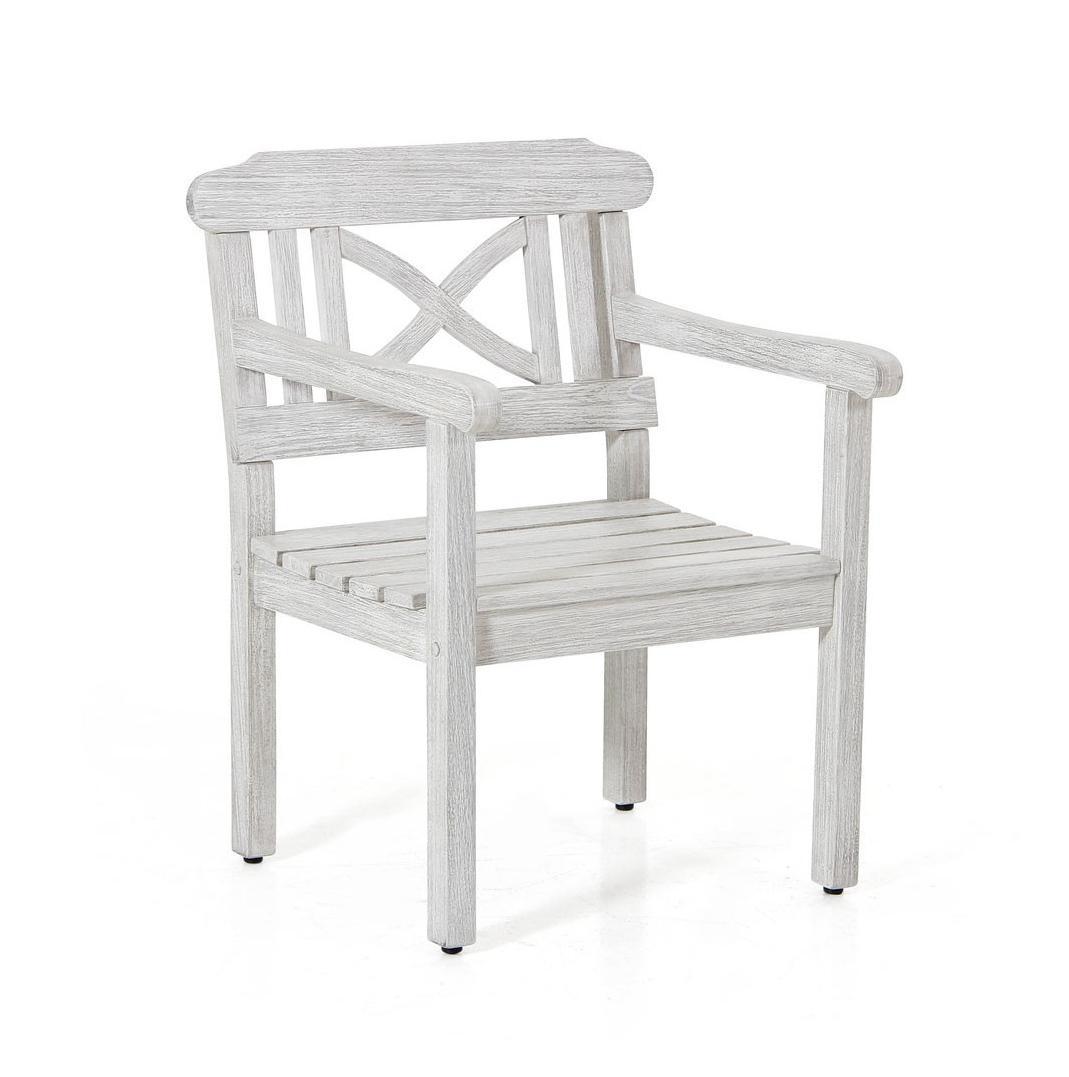 Кресло из акации Dakota