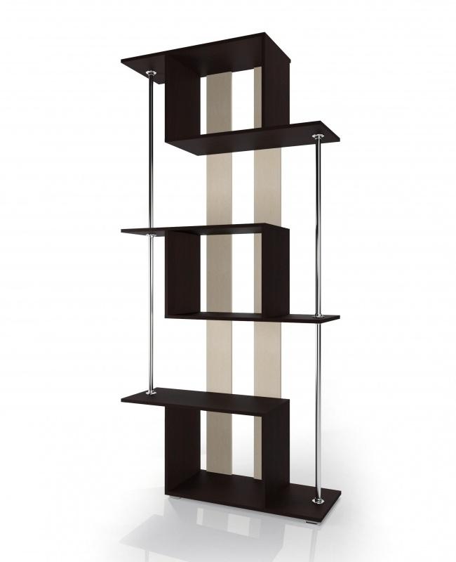 Стеллаж Мебелайн - 4 библиотека мебелайн 4
