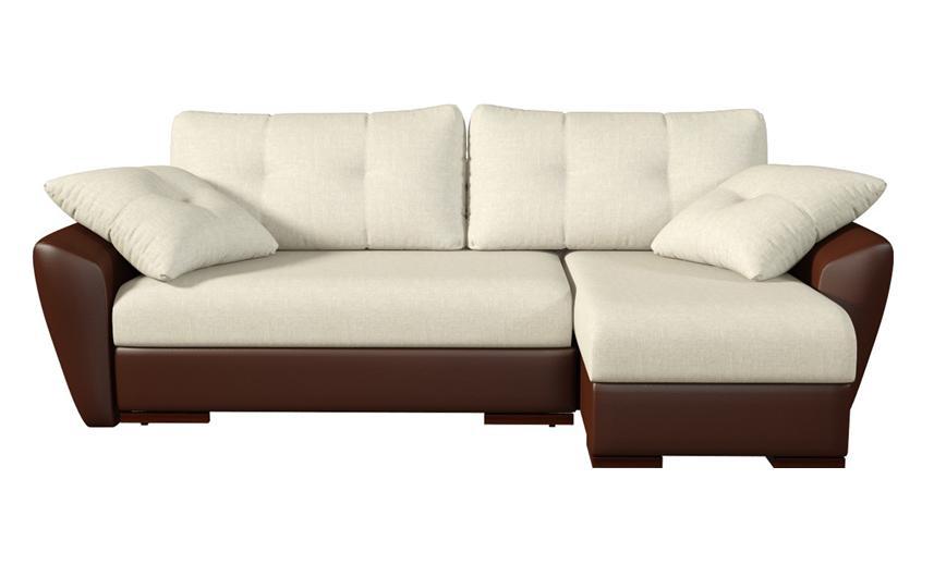 Угловой диван с подушками Амстердам