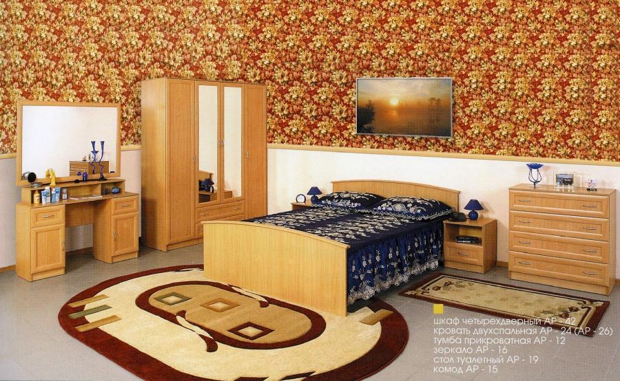 Спальня Арина-9 шкаф арина
