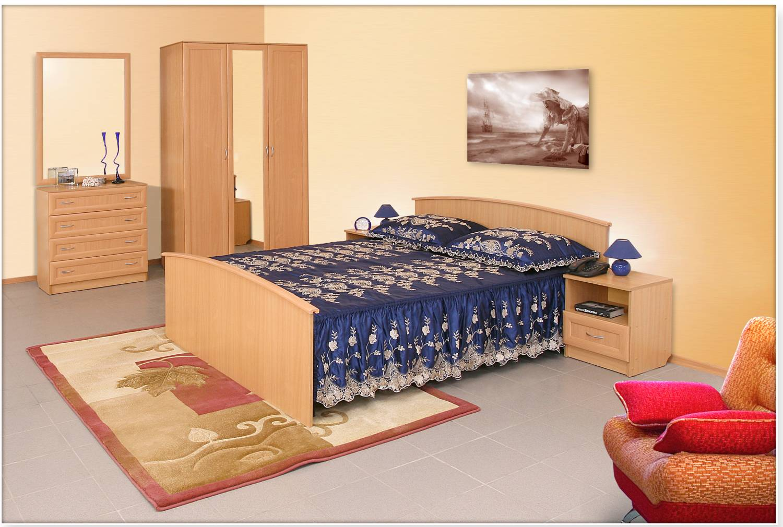 Спальня Арина-2 рамка для картины купить