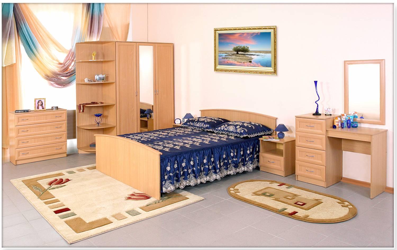 Спальня Арина-6 шкаф арина