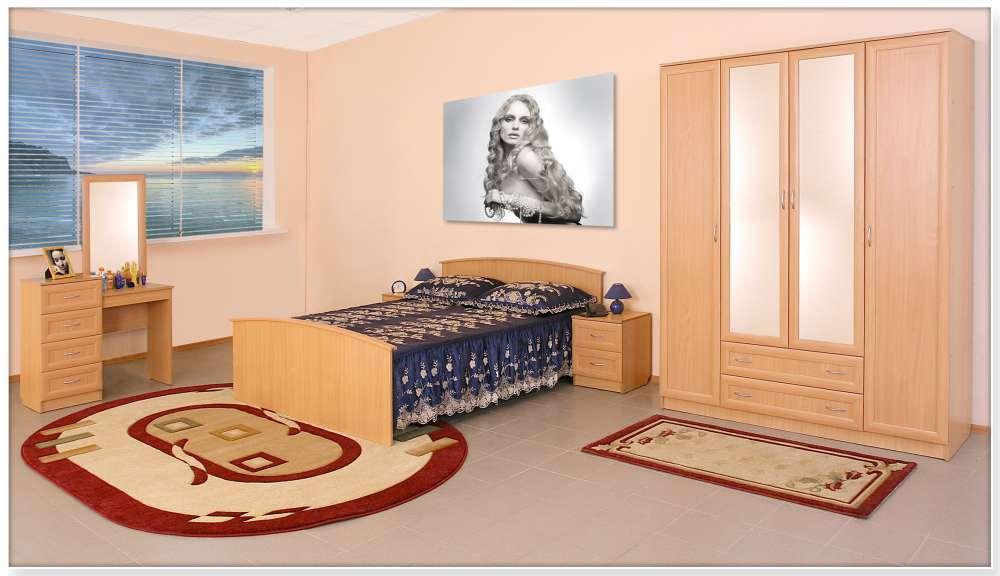 Спальня Арина-7 шкаф арина