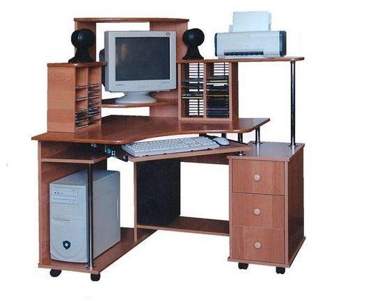 Стол для компьютера Mebelus 15680434 от mebel-top.ru