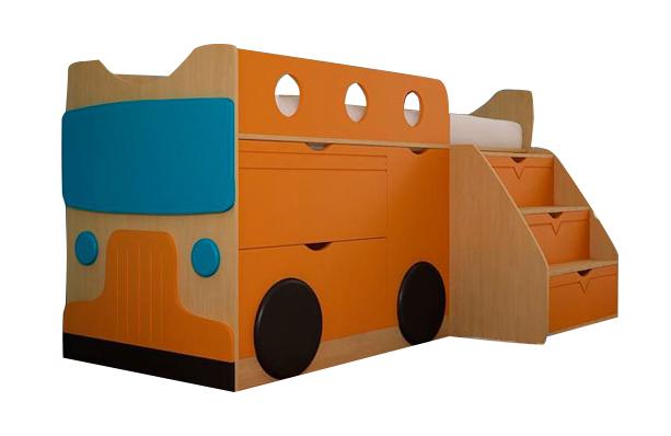 Детская комната Автобус