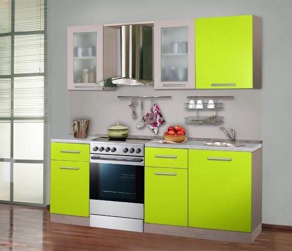 Кухонный гарнитур Базис 04