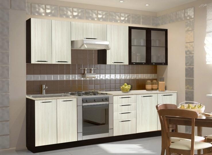 Кухонный гарнитур Базис Эко 06