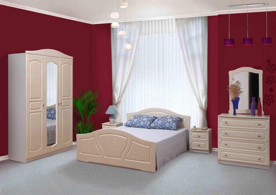 Спальня Беатрис-1 Алстром