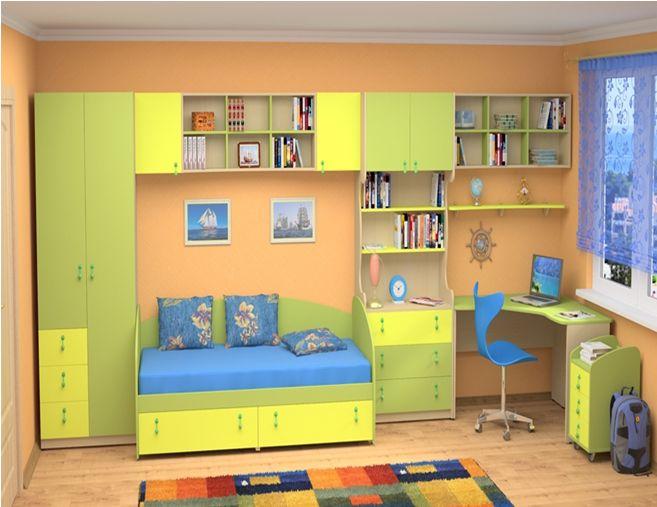 Детская комната Белоснежка-7Детские комнаты<br>Размер: 4340х2200х500/840/400/300<br><br>Материалы: ЛДСП, рамка МДФ<br>Полный размер (ДхВхГ): 4340х2200х500/840/400/300<br>Комплектация: Матрас входит в стоимость<br>Примечание: Ручки пластиковые в цвет мебели!<br>Изготовление и доставка: 8-10 дней<br>Условия доставки: Бесплатная по Москве до подъезда<br>Условие оплаты: Оплата наличными при получении товара<br>Доставка по МО (за пределами МКАД): 30 руб./км<br>Доставка в пределах ТТК: Доставка в центр Москвы осуществляется ночью, с 22.00 до 6.00 утра<br>Подъем на грузовом лифте: 800 руб<br>Подъем без лифта: 400 руб./этаж<br>Сборка: 10% от стоимости изделия, но не менее 1,000 руб.<br>Гарантия: 12 месяцев<br>Производство: Россия<br>Производитель: Mebelus