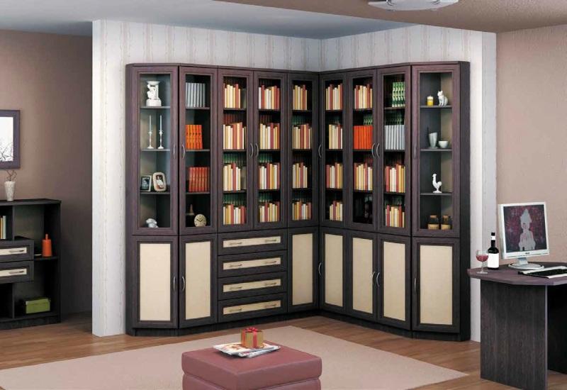 Модульная библиотека Гарун комплектация 3 модульная библиотека гарун комплектация 2