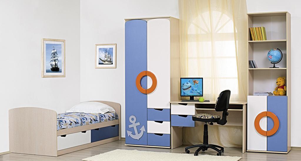 Детская комната Юнга Комплектация 1