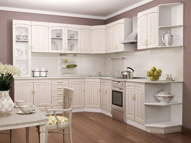 Кухонный гарнитур Чили 02