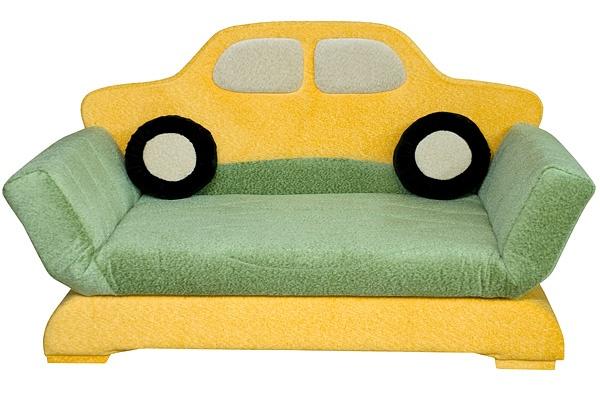 Детский диван Машинка детский диван cat