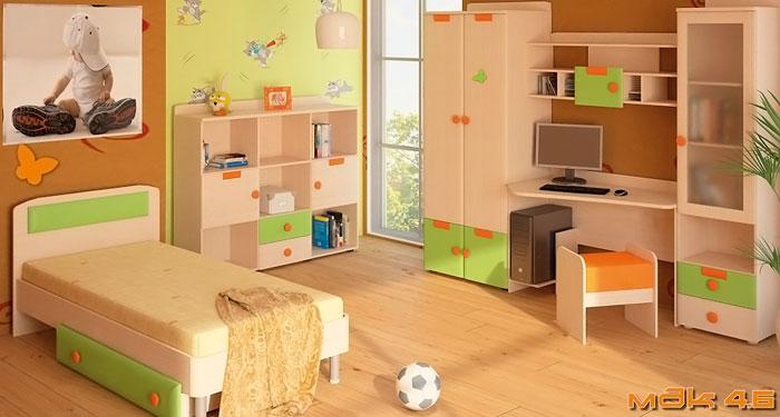 Детская МДК 4.6 детская комната мдк 4 13 комплектация 2